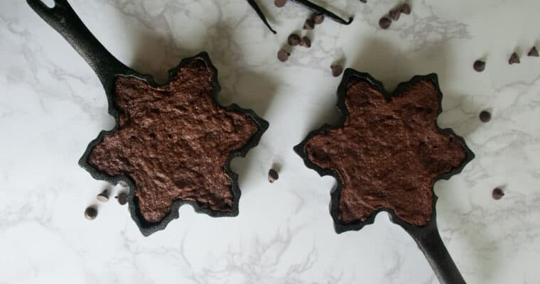 Recipe for the best brownies